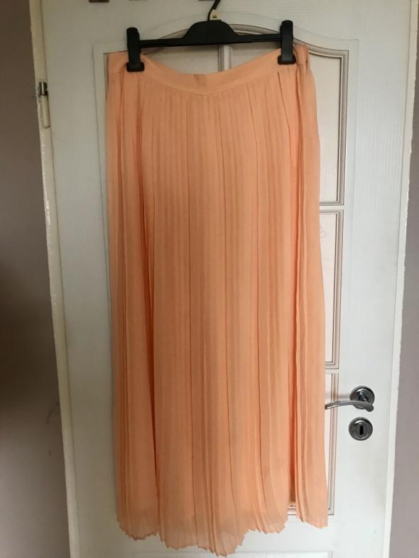 Spódnice Morelowa spódnica Maxi firmy Mango rozmiar 40
