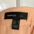Morelowa spódnica Maxi firmy Mango rozmiar 40
