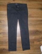 Czarne spodnie bidrówki rozmiar 42...
