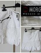 Biała spódnica morgan...
