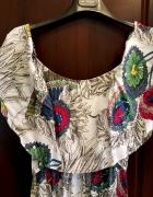 Sukienka maxi floral nowa