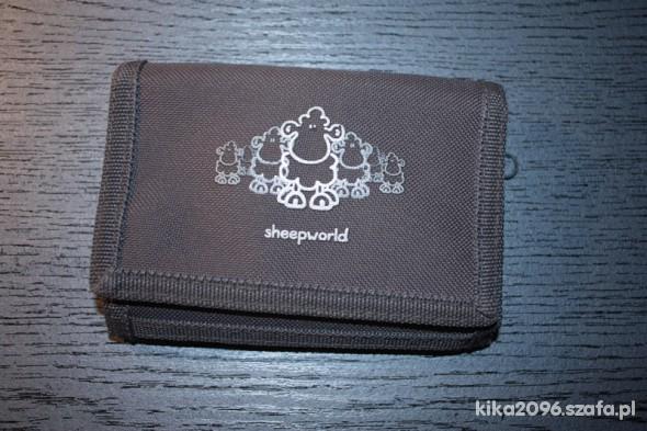 szary portfel z NICI