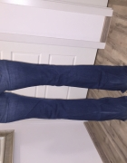 jeansy versace jeans couture 27 na 41...