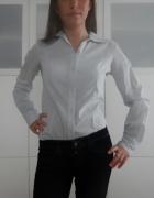 Elegancka koszula nowa z metkami 36 i 38 miękka bawełna okazja...