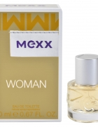 Mexx Woman EDT złoty 20ml NOWY folia