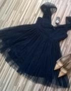Sukienka tiulowa...