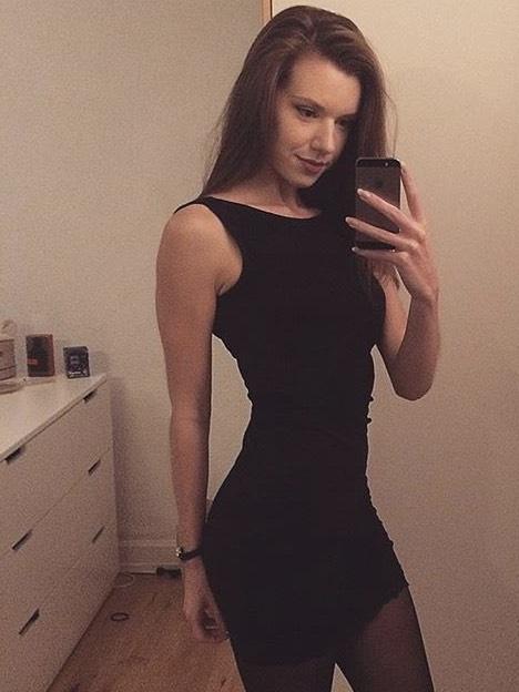 Mała czarna na randkę