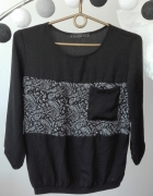 Bluzka cienka bluza House xs 34