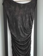 Seksowna sukienka bez pleców S 36 Nowa