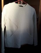 Bluza Biała z kieszeniami XS...