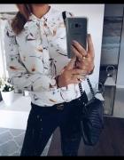 Koszula w kwiaty varlesca