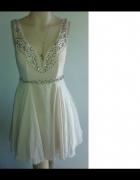 Sukienka rozkloszowana S