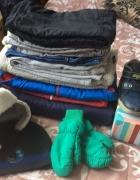 Paka zestaw ubrań dla chłopca 104