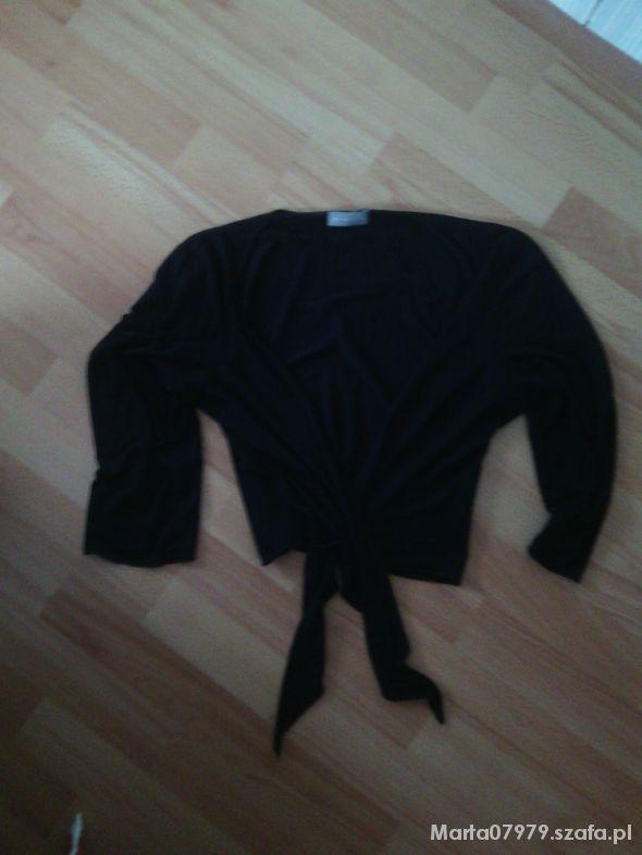 Czarne bolerko Per Una oversize...