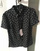 Wzorzysta elegancka bluzka RESERVED...