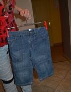 Spodenki jeansowe TU 122cm 128cm 7 8 lat