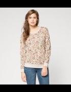 NOWA z metką C&A Bluza w kwiatki