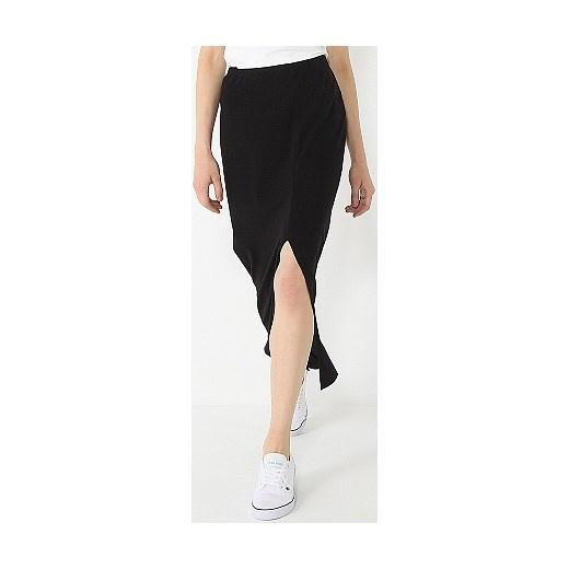 Spódnice nowa DIVERSE maxi dress czarna dresowa zara