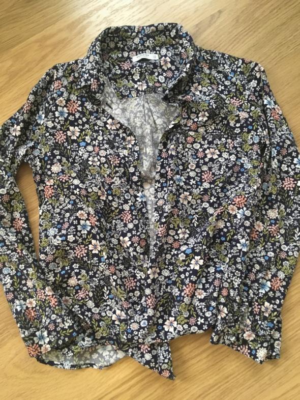 Bluzka Reserved w kwiaty
