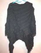 czarne panczo asymetryczne