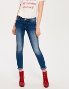 Jeansy Slim Fit Sinsay