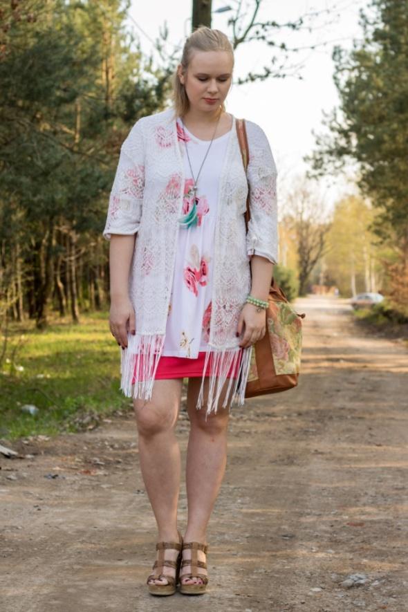 Blogerek Moda ciążowa plus size