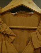 ZARA koszula pudrowa