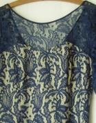 Sukienka koronkowa NEXT 40