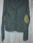 Sweterek zapinany rozm XS S