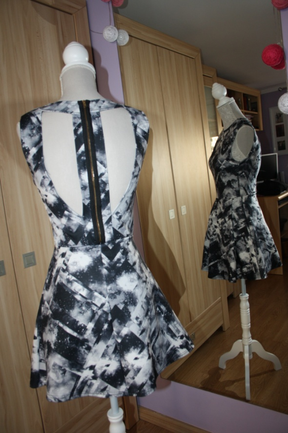 Suknie i sukienki Sukienka galaxy