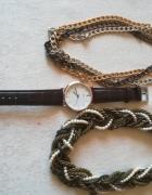 2 kolie i zegarek możliwość kupna osobno