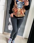 nowa bluza z tygrysem s