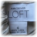 ANN TAYLOR Loft 36 super Top bluzka idealna