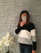 Nowy sweter rozmiar uniwersalny...