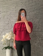 Nowa bluzka hiszpanka rozmiar uniwersalny