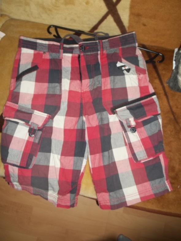 Spodnie męskie bermudy cropp...
