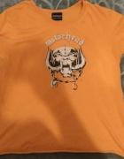 Koszulka zespolu Motorhead nadruk logo