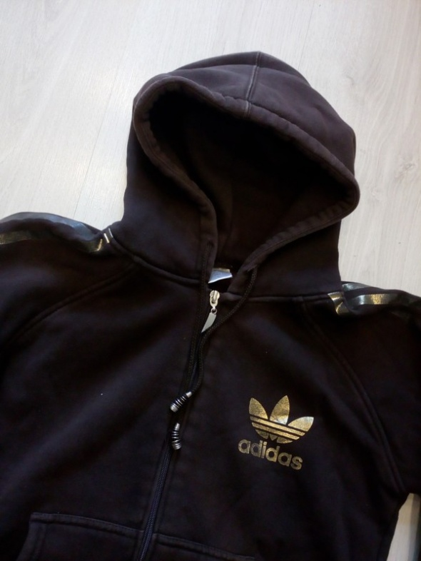 Bluza ADIDAS Originals czarna rozmiar 36 38 w Ubrania Szafa.pl