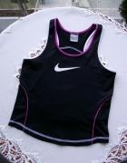 NIKE Fit Dry top treningowy koszulka sportowa siłownia fitness M