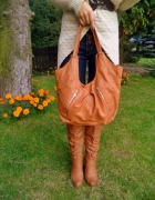 torebka karmelowa