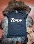 Czarna koszulka THE CLASH