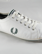 Fred Perry skórzane