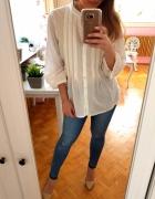 Biała klasyczna koszula XXL 44