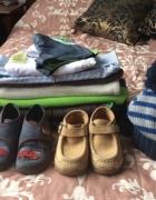 Paka zestaw ubrań dla chłopca 86 92