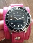 Nowy damski zegarek Red Monkey różowy
