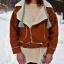 Nowa kurtka kożuch na zime M