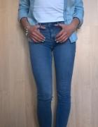 Wiosenny jeans