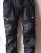 Spodnie motocyklowe SPADA M tekstylne super stan