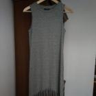 Sukienka z frędzlami PIEKNA