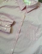 koszula w paseczki 42 44